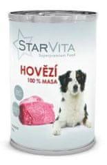 Starvita konzerv darált marhahús 15x400 g