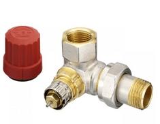 DANFOSS RA-N 15 termostatski ventil, kotni, desni, 1/2 (013G0233)