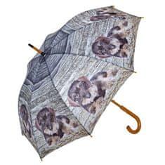 AKAH Holový deštník jezevčík