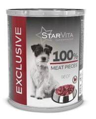Starvita Exclusive marhahús konzerv 6x820 g