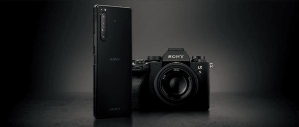 Sony Xperia 1 II, trojnásobný fotoaparát, ultraširokoúhlý, teleobjektiv, optická stabilizace, rychlé automatické ostření, noční režim, profesionální, manuální ovládání