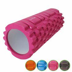 Tunturi Masážní válec Foam Roller 33 cm / 13 cm růžový