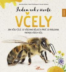 Nakladatelství Kazda D. Gerstmeier, H. Götteová, T. Miltenberger: Jeden rok v životě včely