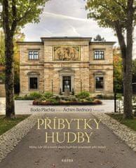 Nakladatelství Kazda B. Plachta, A. Bednorz: Příbytky hudby - Místa, kde žili a tvořili slavní hudební skladatelé pěti století