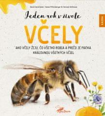 Nakladatelství Kazda D. Gerstmeier, H. Götteová, T. Miltenberger: Jeden rok v živote včely, slovensky