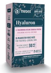 Medex Kapsule hijalurona, 40 komada