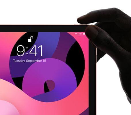 iPad Air 2020 Magic Keyboard plné velikosti, recyklovaný hliník, štíhlý profil, lehký, pevný, odolný