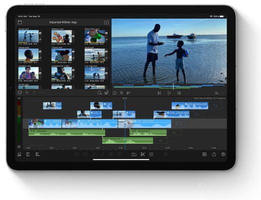 iPad Air 2020 A14 Bionic, Neural Engine, výkonný