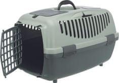 Trixie Be Eco Capri szállítóbox, antracit/szürkés-zöld