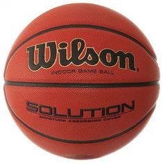 Wilson Solution FIBA košarkarska žoga, št. 6
