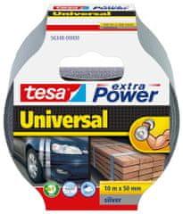Tesa Univerzálna opravná páska tesa® Extra Power, silná lepivosť, pre domácnosť a hobby, 10m:50mm