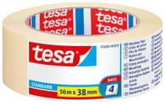 Tesa tesa® Maskovací páska STANDARD, odstranitelná do 2 dnů, 50m:38mm