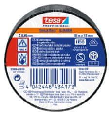Tesa tesa® PVC elektroizolačná páska (IEC 60454-3-1), čierna, 10m x 15mm