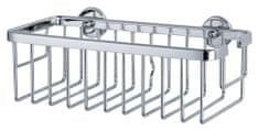Tesa tesa® Aluxx Odkládací košík, velký 92mm x 250mm x 125mm