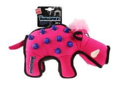 GiGwi hračka pro psy Duraspikes textilní divočák