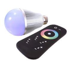 Light Impressions Deko-Light LED E27 RF RGBW dálkové ovladání E27 8,00 W 520 lm 3000 K stmívatelné 180136
