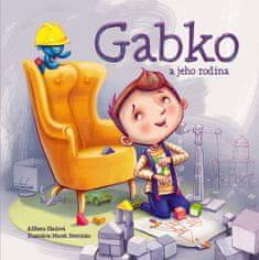Skalová Alžbeta: Gabko a jeho rodina