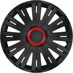 """Versaco Puklice Active RR čierna 14"""" 4ks"""