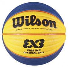 Wilson 3x3 Fiba košarkarska žoga, velikost 6