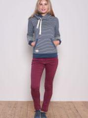 Brakeburn Modra majica s kratkimi rokavi - L
