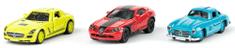 SIKU Super 0701 Mercedes komplet, 3 komada