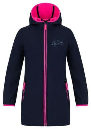 Loap Logi kaput za djevojčice, plavi, 116