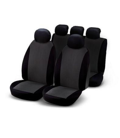 Bottari Set presvlaka sjedala S9, 9kom, crna
