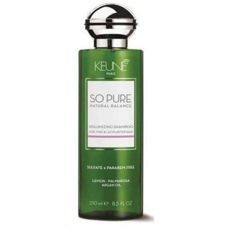 Keune SO PURE VOLUMIZING szampon 250 ml