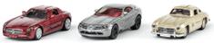 SIKU Super 0702 Mercedes klasik komplet, 3 komada