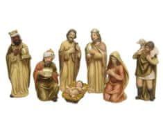 Kaemingk Figurky k betlému - natur - 7 ks