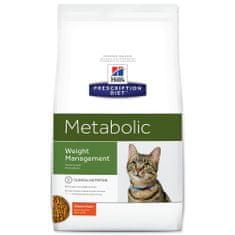 Hill's PD Feline Metabolic dijetna hrana za mačke, 4 kg