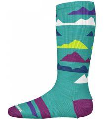 SmartWool K Wintersport Mountain capri dječje čarape