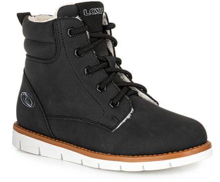 Loap Viva otroški zimski čevlji, črni, 34