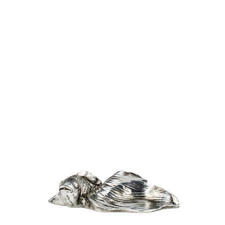 Lene Bjerre Srebrna riba SERAFINA 4 cm
