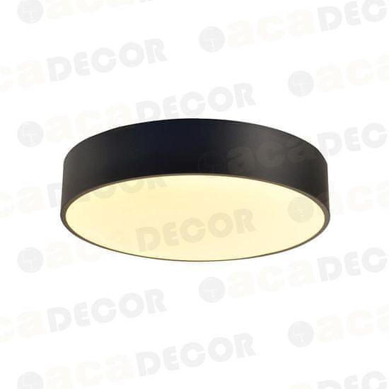 ACA ACA Lighting decoLED LED stropné svietidlo V29LEDC50BK