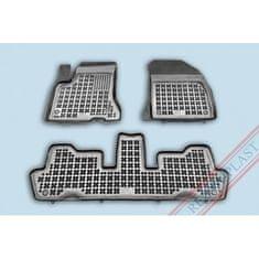 REZAW-PLAST Koberce gumenné Rezaw Plast Citroen C4 Grand Picasso 2006-2013 so zvýšeným okrajom