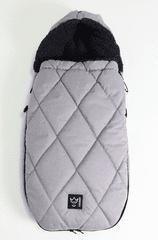 Kaiser Fusak XL TOO - Light Grey Melange