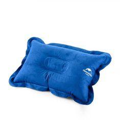 Naturehike felfújható komfort párna 150g - kék