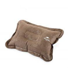 Naturehike felfújható komfort párna 150g - barna