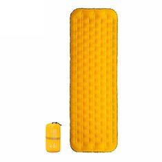 Naturehike felfújható matrac 20FCD 980g – sárga