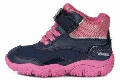 Geox dívčí kotníčková obuv Baltic B04H1A 0BCM2 C4268