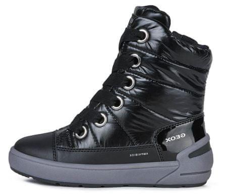 Geox J049SB 0LVBC C9999 Sleigh zimske cipele za djevojčice, crne, 33