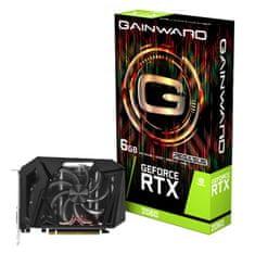 Gainward GeForce RTX 2060 Pegasus grafička kartica, 6 GB GDDR6, ITX, DVI, HDMI, DisplayPort