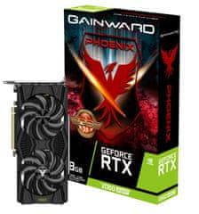 Gainward GeForce RTX 2060 SUPER Phoenix GS grafička kartica, 8 GB GDDR6, HDMI, DisplayPort