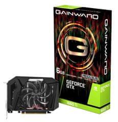 Gainward GeForce GTX 1660 Ti Pegasus grafička kartica, 6 GB GDDR6, MiniITX, DVI, HDMI, DisplayPort