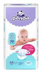 Panda Pieluchy 3 Midi (5-9 kg) 192 szt.