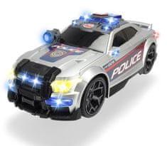Dickie AS Street Force policijski avto, 33 cm