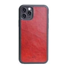 Lemory Kožený kryt PROTECT pro iPhone 11 PRO - červená