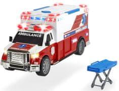 Dickie AS Ambulance rešilec, 33 cm