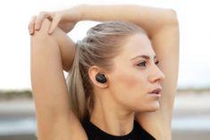 Bose Sport Earbuds brezžične slušalke, bele - Odprta embalaža